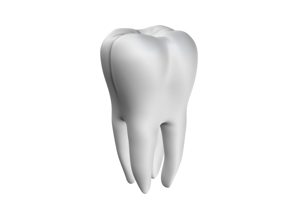 Image of a white tooth representing sedation dentistry services at Normandy Dentistry and Lakewood Dentistry